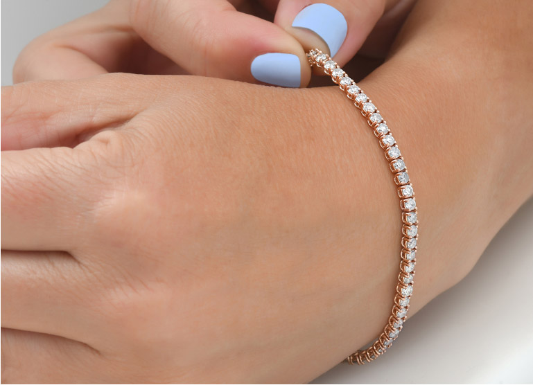 Shop Tennis Bracelets