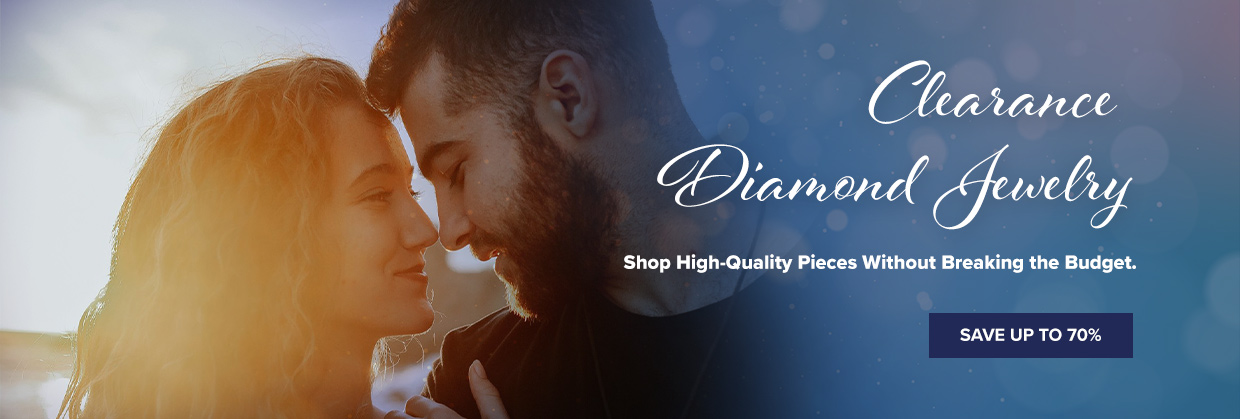Clearance Diamond Jewelry