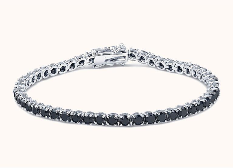 Colored Diamond Bracelets