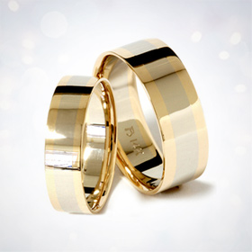Wedding Band Sets