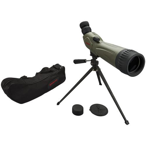 World Class 20–60X60mm Angled Spotting Scope