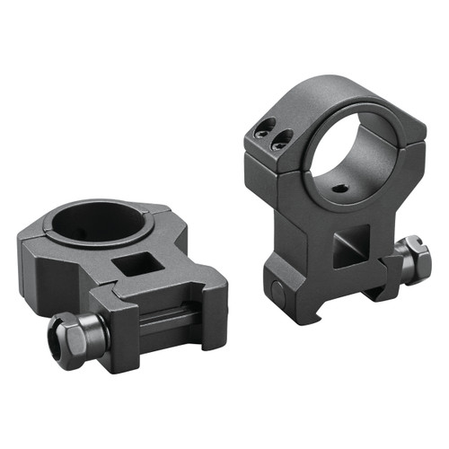 Dual-Purpose 1-inch-to-30mm High Scope Rings