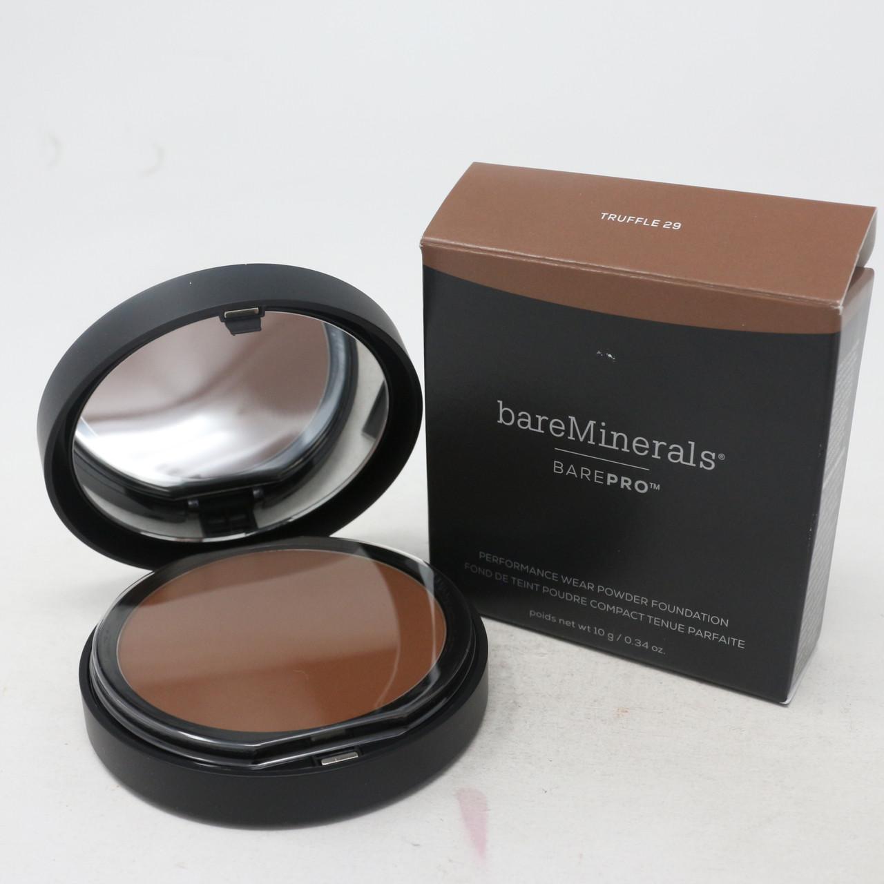 Bareminerals Barepro Performance Wear Powder Foundation 0 34oz 10g New With Box