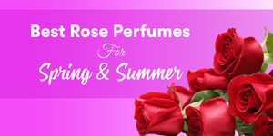 Best Rose Perfumes For Spring & Summer