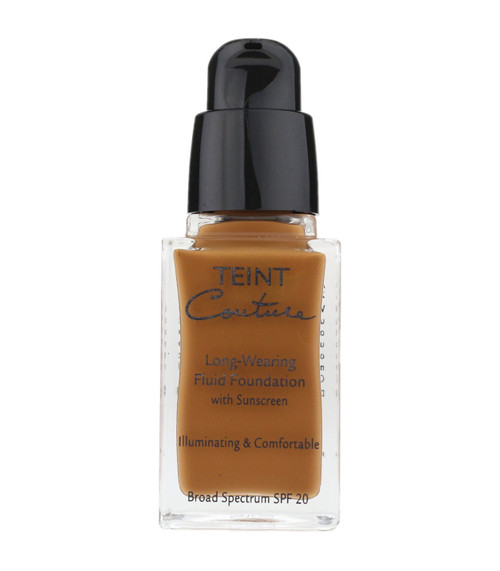 Teint Couture Long-Wearing Fluid Foundation With Sunscreen Long-Wearing Fluid Foundation With Sunscreen 25 mL