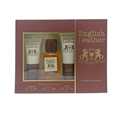 English Leather Signature Collection 3-Piece Gift Set mL
