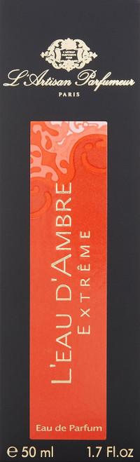 L'eau D'ambre Extreme Eau De Parfum 50 ml