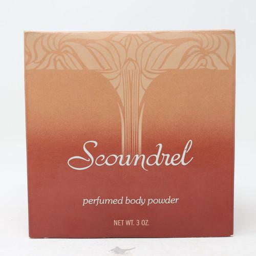 Scoundrel Perfumed Body Powder 88 mL