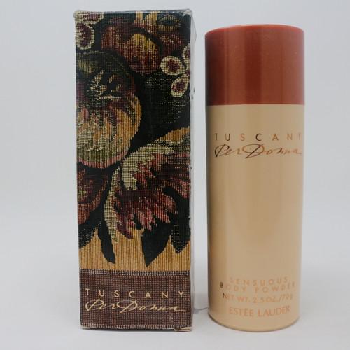 Tuscany Per Donna Sensous Body Powder mL