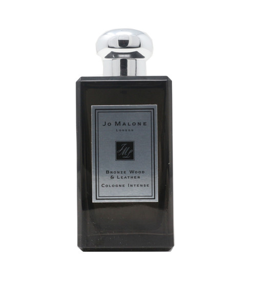 Bronze Wood & Leather Eau De Cologne 100 ml