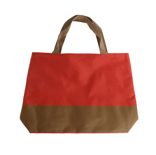 Guerlain Red And Brown Tote Bag New Tote Bag
