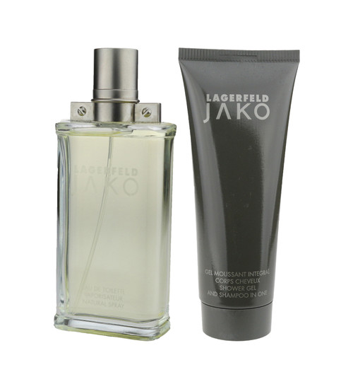 Jako Edt + Shampo/Shower Gel