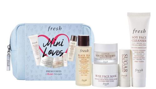 Mini Loves Fresh Faves Set (5 Pcs)