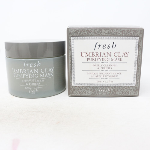 Umbrian Clay Purifying Face Mask 100ml