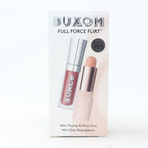 Full Force Flirt Mini Plump & Pout Duo