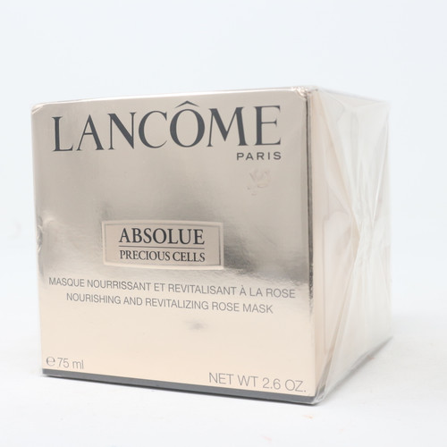 Absolue Precious Cells Nourishing And Revitalizing Rose Mask 75 ml