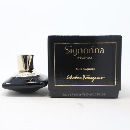 Signorina Misteriosa Mini Eau De Parfum 20 ml
