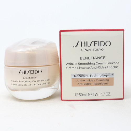 Benefiance Wrinkle Smoothing Cream Enriched 50 ml
