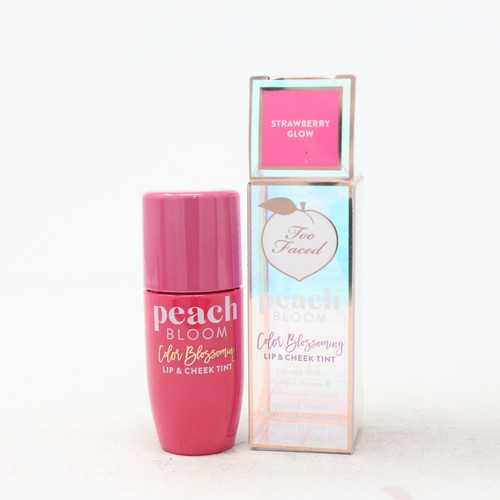 Peach Bloom Color Blossoming Lip & Cheek Tint
