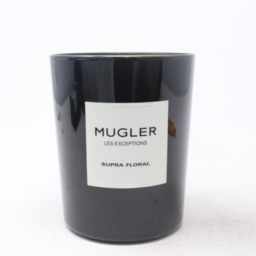 Mugler Les Exceptions Supra Floral Scented Candle 180 g