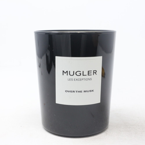 Mugler Les Exceptions Over The Musk Scented Candle 180 g