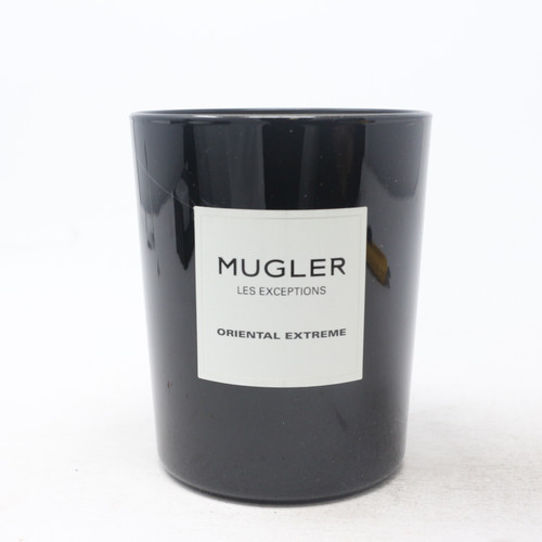 Mugler Les Exceptions Oriental Extreme Scented Candle 180 g