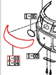 HEAD LAMP COVER FOR 5010 MAHINDRA TRACTOR (12416012030)