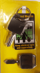 KEY SET FOR SOME GRAVELY MOWERS (21547339)