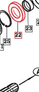 PTO SEAL FOR 6010 MAHINDRA TRACTOR (16322732010)