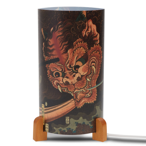 Shuten-doji at Oeyama Lamp