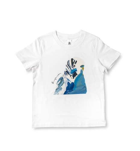 Quilty Budgie T-Shirt Kids