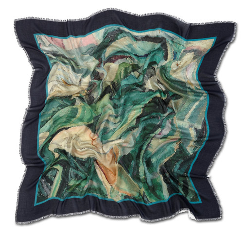 Grace Cossington Smith, Arums Growing Scarf