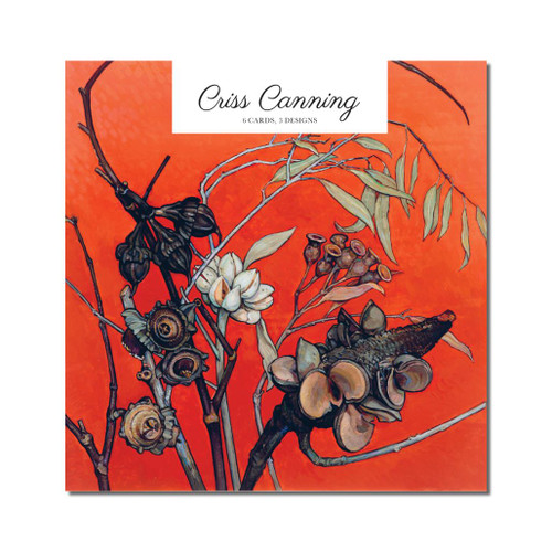 Criss Canning Card Pack 0121