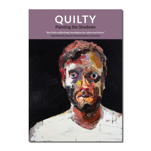 Quilty: Painting the Shadows DVD