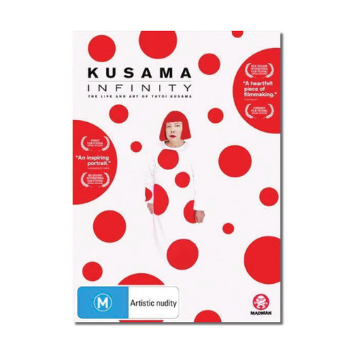 Kusama Infinity: The Life and Art of Yayoi Kusama