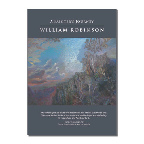 William Robinson: A Painter's Journey