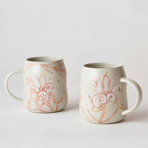Everyday Mug Set Grevillea