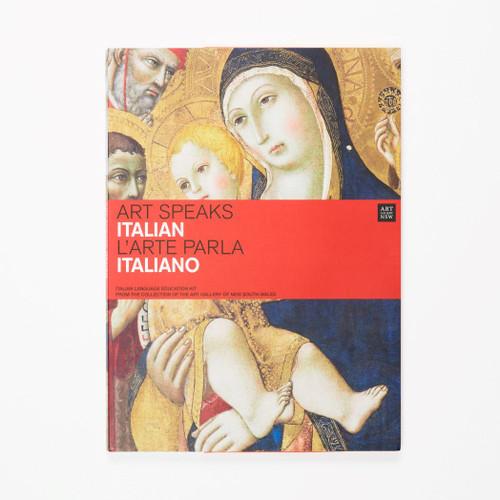 Art Speaks: Italian - L'Arte Parla Italiano Education Kit