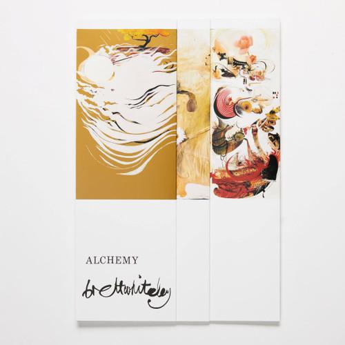 Brett Whiteley: Alchemy Fold Out Brochure