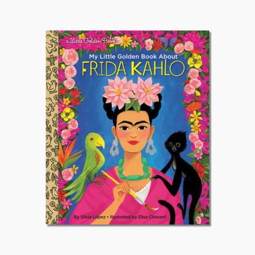 My Little Golden Book About Frida Kahlo