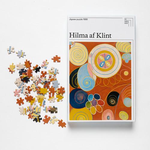 Hilma af Klint Jigsaw Puzzle