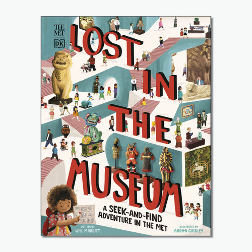Lost in the Museum: A seek-and-find adventure in The Met