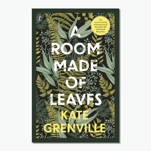 Room Made of Leaves