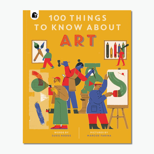 100 Things to Know about Art in a Nutshell