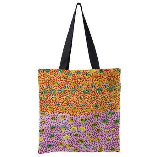 Daisy Kemarre Moss Tote Bag