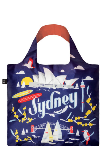 LOQI Urban Sydney Shopping Bag