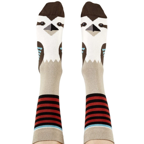 Kookaburra Socks