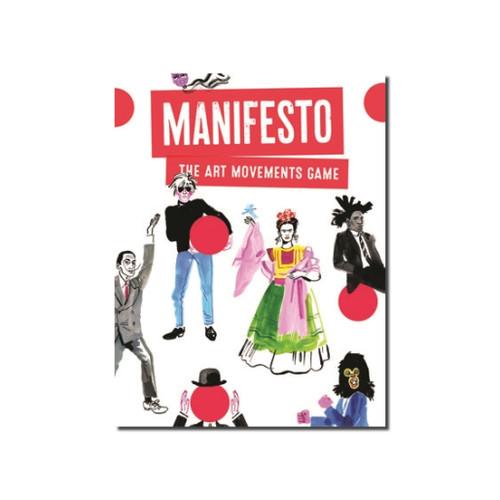 Manifesto : The Art History Game