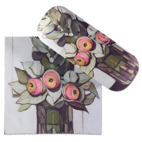 Margaret Preston, Western Australian Gum Blossom Glasses Case