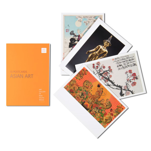 Asian Art Postcard Pack